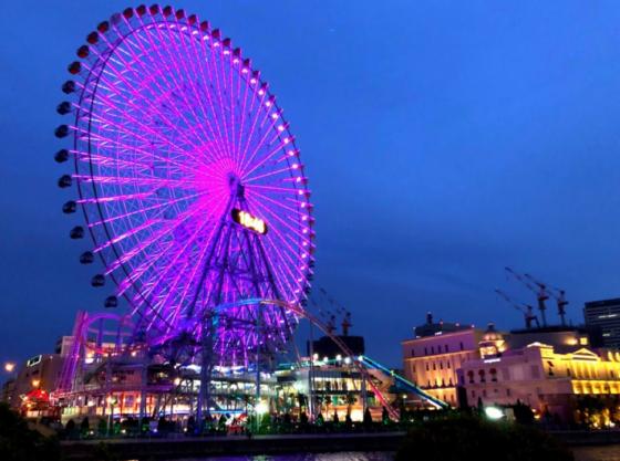 横浜デート コスモワールド