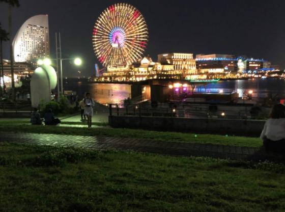 横浜夜景 穴場スポット