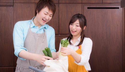 同棲に必要なもの25選【キッチン周り】料理にも片付けにも「圧倒的便利」